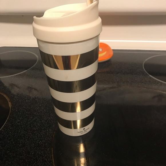 Kate Spade Travel Mug NEW